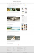 Template: CleanWide - HTML Template