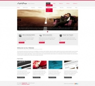 Template: LightPage - Website Template