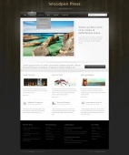 Template: WoodTop - Website Template