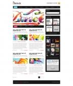 Template: DanceBlitz - HTML Template