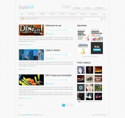 Template: Stylewp - HTML Template