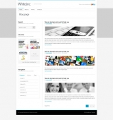 Template: Whiteinc - HTML Template
