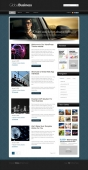 Template: GlobalBusiness -  Website Template
