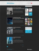 Template: iNewspaper - HTML Template