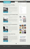 Template: PressReader - CSS Template