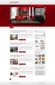 Template: RedWhite - HTML Template