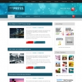 Template: WebPress  - HTML Template