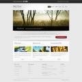Template: WebRiver 3D - HTML Template
