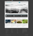 Template: DarkFusion 3D - HTML Template