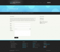 Template: Calibra 3D - HTML Template