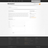 Template: WebRainbow 3D - HTML Template
