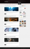 Template: SlideBox - WordPress Theme