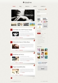 Template: TimeFree - WordPress Template