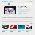 Template: ArtSpark - WordPress Template