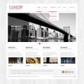 Template: CleanCorp - WordPress Template