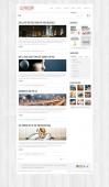 Template: CleanCorp - WordPress Template