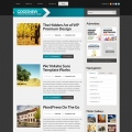 Template: FutureBlog - WordPress Theme