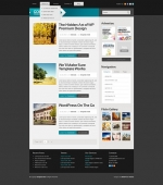 Template: FutureBlog - WordPress Theme