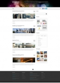 Template: FutureFolio - WordPress Theme