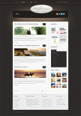 Template: Heritage - WordPress Theme