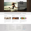 Template: HummingBird - WordPress Template