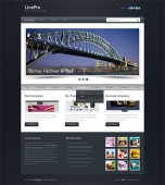 Template: LinePro - WordPress Theme
