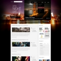 Template: CityNight - WordPress Theme