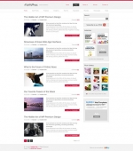 Template: LightPage - WordPress Theme