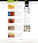 Template: PageLines - WordPress Template