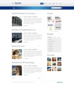 Template: BlueLine - WordPress Theme