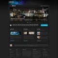 Template: Carbonics - WordPress Template