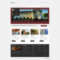 Template: RedFrame - WordPress Template