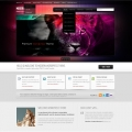 Template: Infusion - WordPress Template