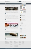 Template: Expression - WordPress Theme