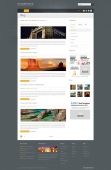Template: GrayFox - WordPress Template