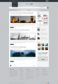 Template: DreamWeb - WordPress Template