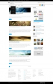 Template: ClassynSimple - WordPress Theme