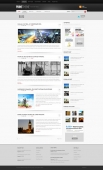 Template: Prime - WordPress Theme