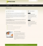 Template: EcoForest - Website Template