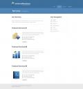 Template: DreamyBlue - Website Template