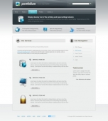Template: Focused - Website Template