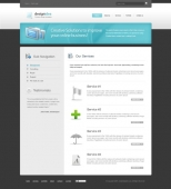 Template: FuturesPot - CSS Template