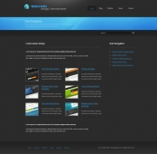Template: Webscape - Website Template
