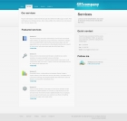 Template: OceanBiz - HTML Template
