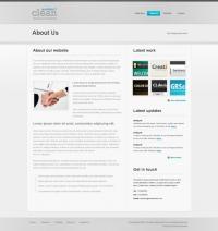 Template: SilverPress - HTML Template