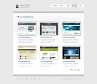 Template: Simplicity - Website Template