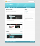 Template: BrightDay - HTML Template