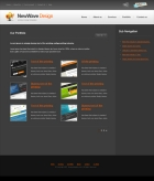 Template: Newwave - Website Template