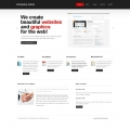 Template: CleanBold - CSS Template