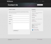 Template: Hqtheme - HTML Template